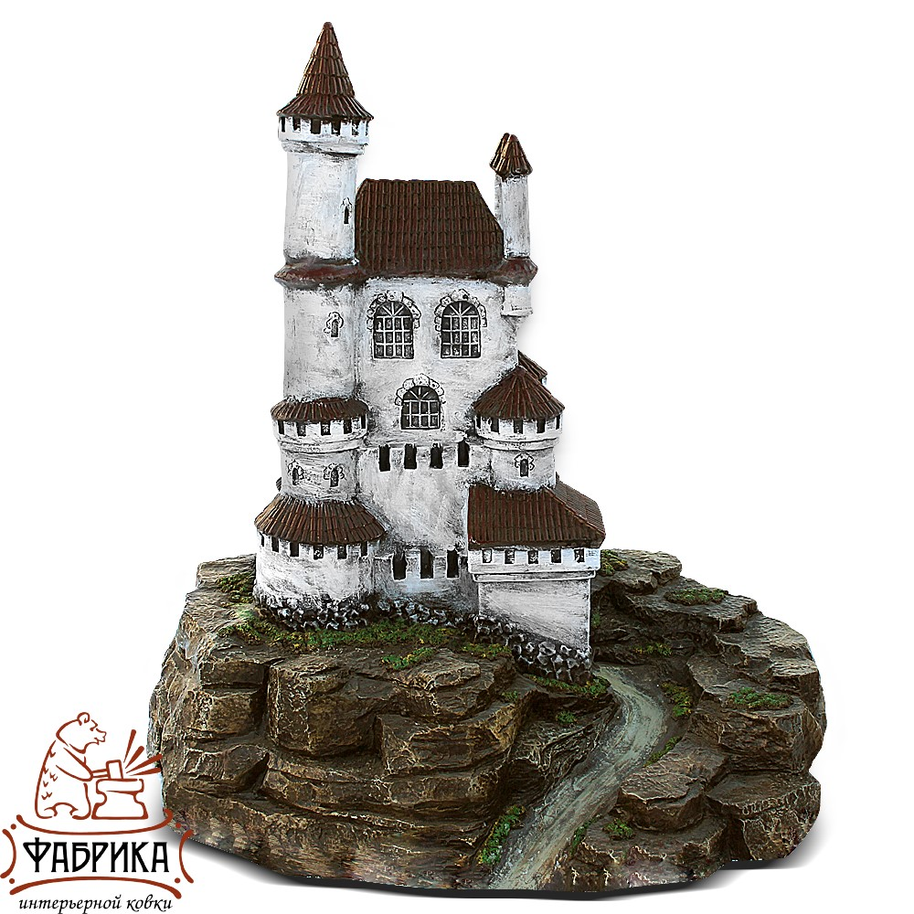 Садовая фигура Замок, U07688