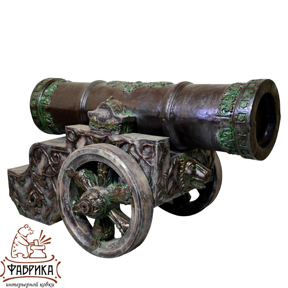 Садовая фигура Пушка большая, US07674