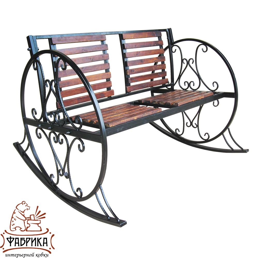 Кресло качалка с деревом 880-12R