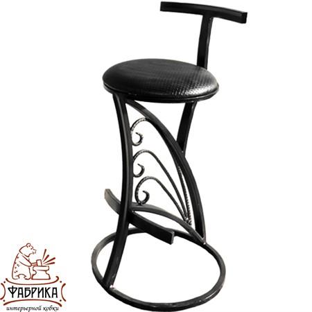 Кованая мебель для дома Стул барный 325-11