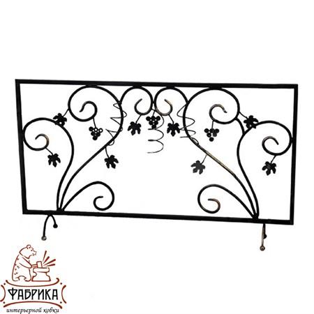 Кованый декор для дома Экран камина 501-03
