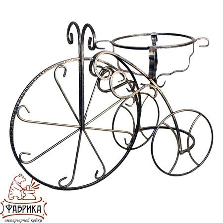 Садовая цветочница Велосипед 53-007