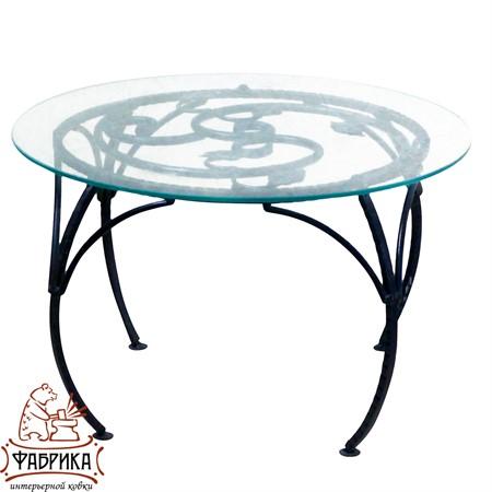 Кованый столик 351-12