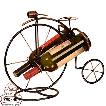 Кованая подставка для вина 59-119