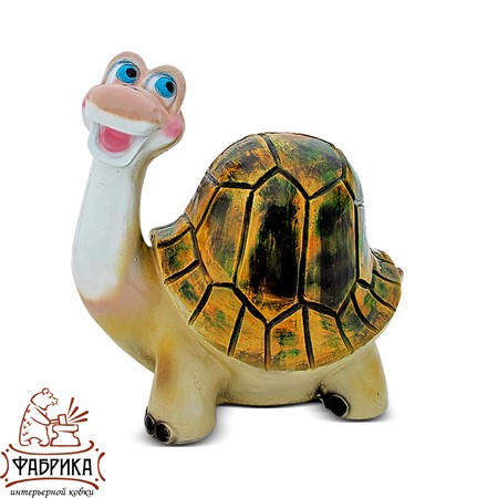 Фигурка из полистоуна - Черепаха