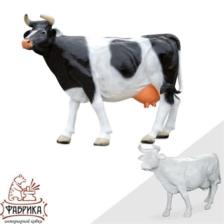 Фигура садовая Корова