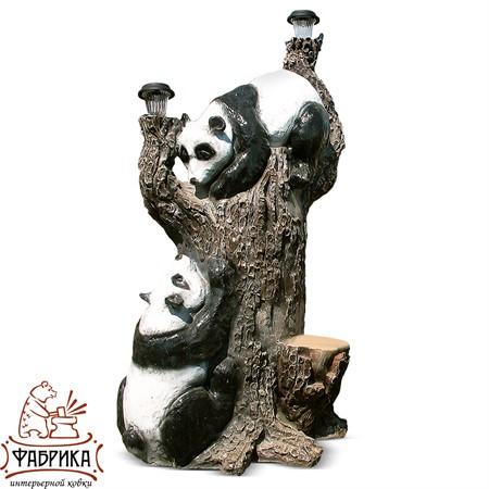 Дерево с пандами  F07272 - фото 19675