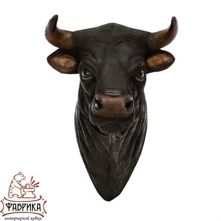 Панно Голова быка - фото 20670