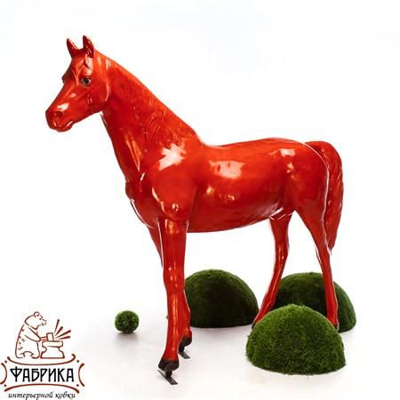 объемная фигура конь