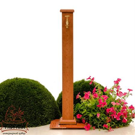 Садовая колонна