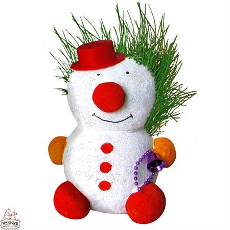 Травянчик Снеговик