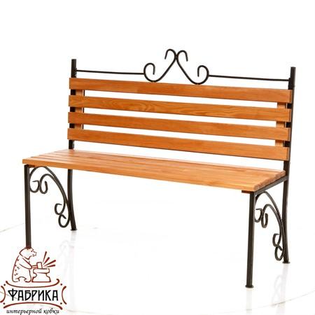 Кованая скамейка 881-55R