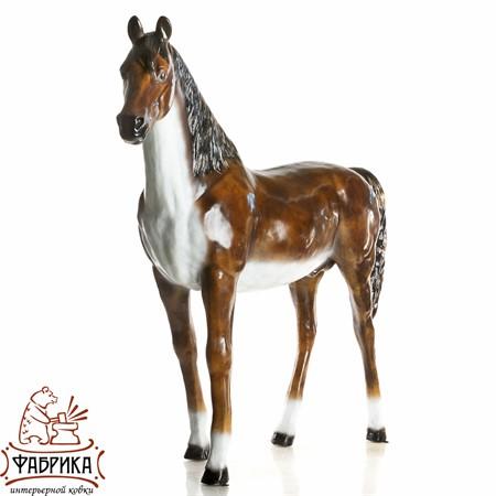 Садовая фигура Конь гнедой F07425