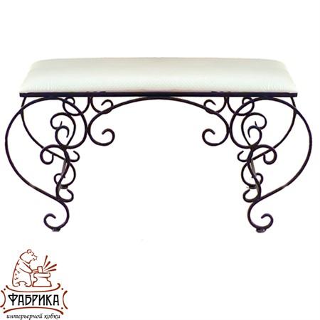 Кованая мебель для дома Диван 850-09
