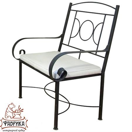 Кованая мебель для дома Кресло 303-11