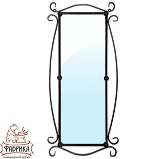 Кованый декор для дома Зеркало 943-02