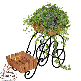 Садовая подставка для цветов 59-402