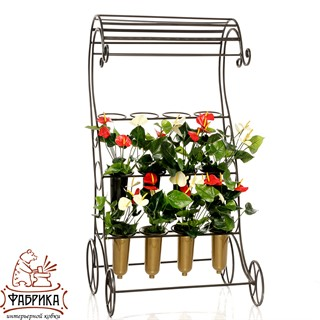 Садовая подставка для цветов 53-414