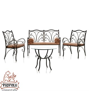 Комплект садовой мебели для сада С7