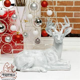 Фигура новогодняя олень