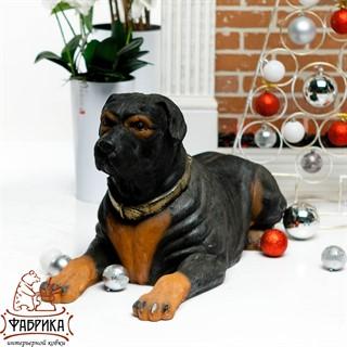 Фигура интерьерная собака