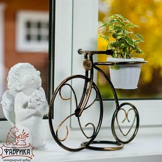 Подставка велосипед на окно