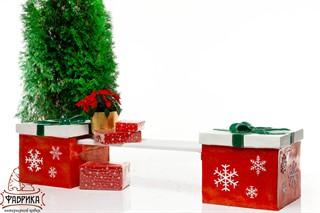 Скамейка подарки U08276