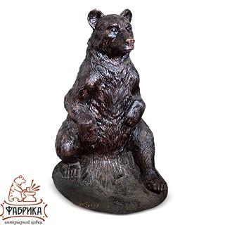 Скульптура Медведица