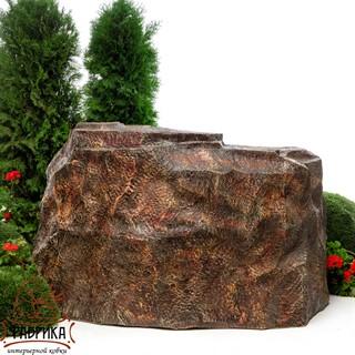 Декора септика Камень