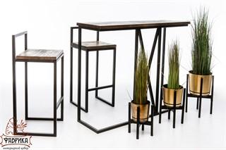 Комплект мебели лофт