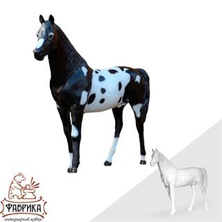 Фигура объемная конь