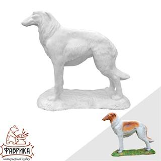 Объемная фигура собака
