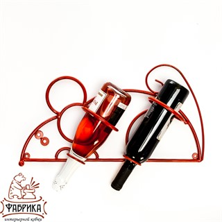 Подставка винная 210-16-Red