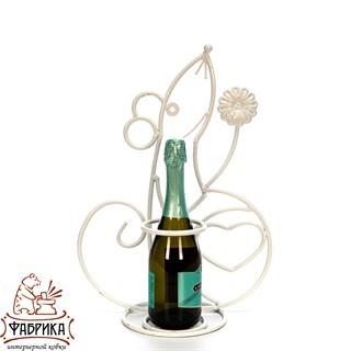 Подставка винная 210-21-W