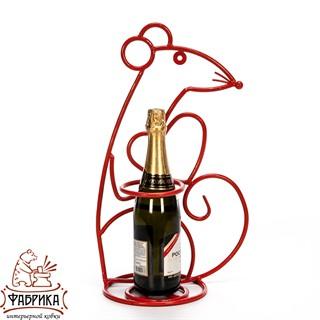 Подставка винная 210-23-Red