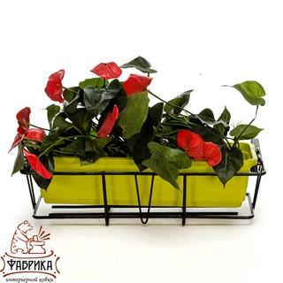 Балконная подставка для цветов 12-073