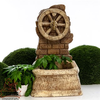 Садовый умывальник U08725