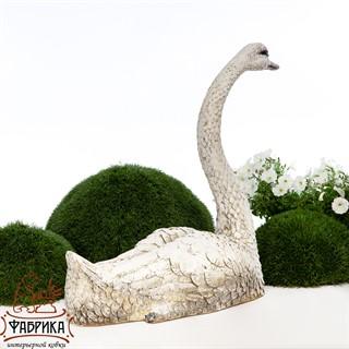 Садовая фигура Лебедь F08638