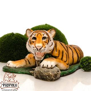 Садовая фигура Тигр U08921