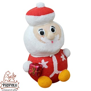 Эколюдик-травянчик Дед Мороз