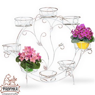 Подставка для цветов на подоконник 14-908