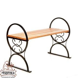 Дачная скамейка 892-02R