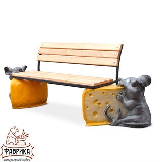 Скамейка для сада и дачи