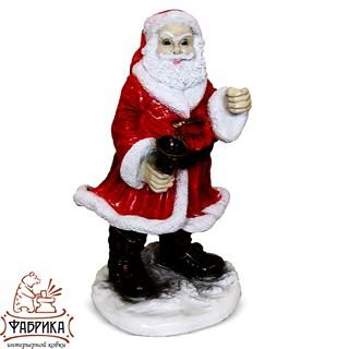 Новогодняя фигура Санта Клаус F03020