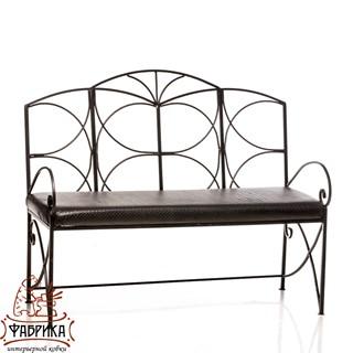 Кованый диван 941-07