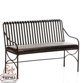 Кованый диван 941-10