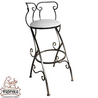 кованый барный стул 325-02