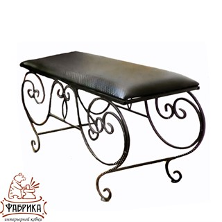 Кованая мебель для дома Диван 850-19