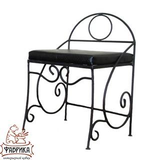 Кованая мебель для дома Банкетка 302-02