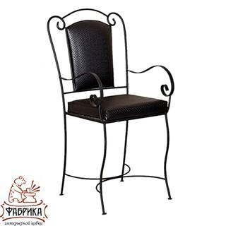 Кованая мебель для дома Кресло 323-11